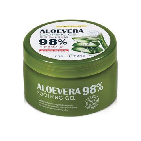 98% 大容量蘆薈舒緩凝膠