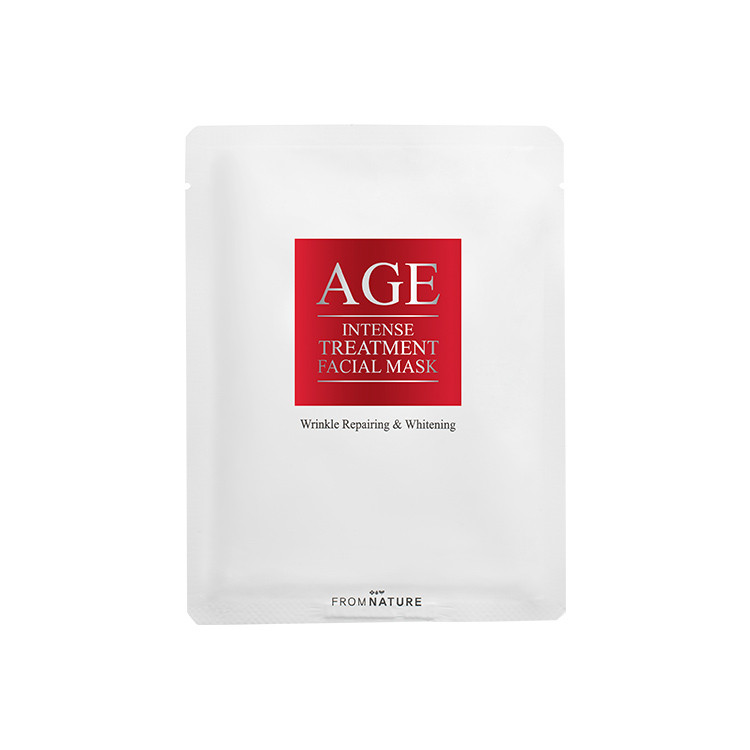 AGE INTENSE TREATMENT 美白抗皺面膜 (10片裝)