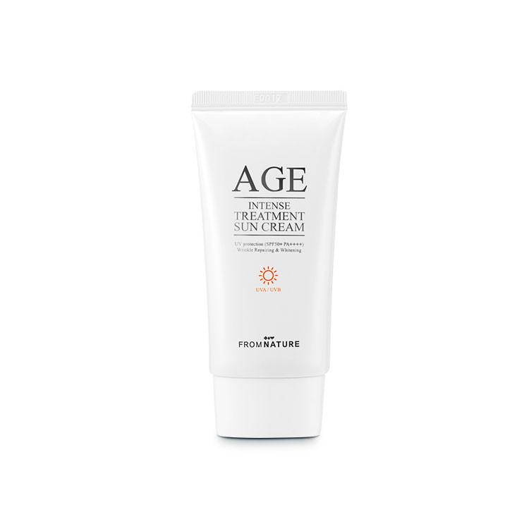 Age美白抗皺復活防曬霜 50g